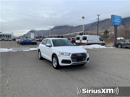 2018 Audi Q5 2.0 TFSI quattro Komfort (Stk: P3321) in Kamloops - Image 2 of 34