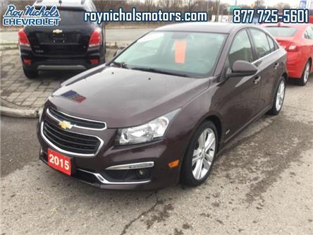 2015 Chevrolet Cruze LTZ (Stk: P6471) in Courtice - Image 1 of 14