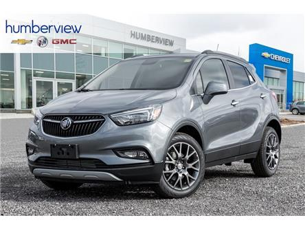 2020 Buick Encore Sport Touring (Stk: B0E001) in Toronto - Image 1 of 18
