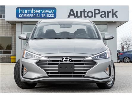 2020 Hyundai Elantra Preferred w/Sun & Safety Package (Stk: ) in Mississauga - Image 2 of 19
