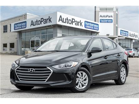 2017 Hyundai Elantra GL (Stk: APR7038) in Mississauga - Image 1 of 17