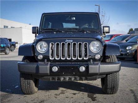 2018 Jeep Wrangler JK Unlimited Sahara (Stk: LC0083) in Surrey - Image 2 of 21