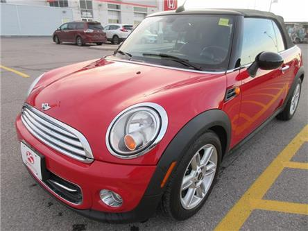2015 MINI Convertible Cooper (Stk: K15016A) in Ottawa - Image 1 of 17