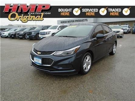 2016 Chevrolet Cruze LT Auto (Stk: 73446) in Exeter - Image 1 of 30