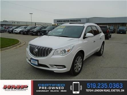 2017 Buick Enclave Leather (Stk: 85742) in Exeter - Image 1 of 30