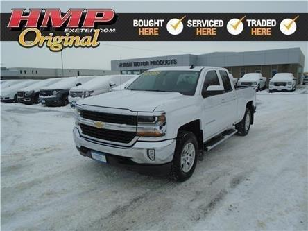 2017 Chevrolet Silverado 1500 1LT (Stk: 74386) in Exeter - Image 1 of 28
