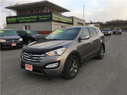 2013 Hyundai Santa Fe Sport 2.4 Luxury (Stk: 2608) in Kingston - Image 1 of 16