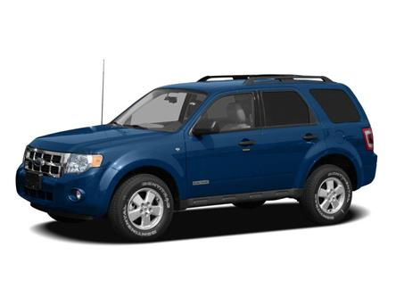 2008 Ford Escape XLT (Stk: U3543A) in Charlottetown - Image 1 of 2