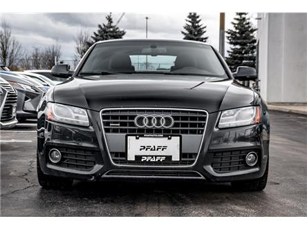 2010 Audi A5 2.0T Premium (Stk: C7213A) in Woodbridge - Image 2 of 20