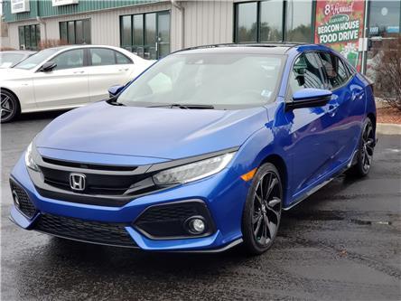 2017 Honda Civic Sport Touring (Stk: 10628) in Lower Sackville - Image 1 of 24