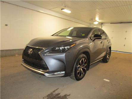 2017 Lexus NX 200t Base (Stk: 2090401 ) in Regina - Image 1 of 30