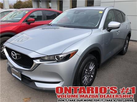 2018 Mazda CX-5 GS (Stk: 82403A) in Toronto - Image 1 of 21