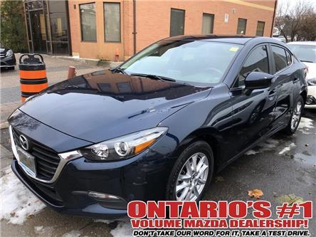 2017 Mazda Mazda3 SE (Stk: P2565) in Toronto - Image 1 of 20