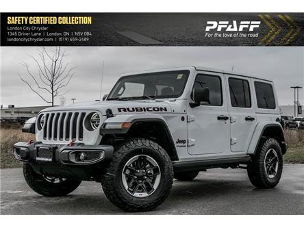 2020 Jeep Wrangler Unlimited Rubicon (Stk: LC2037A) in London - Image 1 of 18
