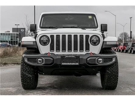2020 Jeep Wrangler Unlimited Rubicon (Stk: LC2037A) in London - Image 2 of 18
