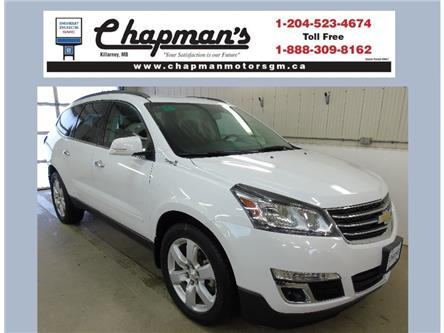 2016 Chevrolet Traverse 1LT (Stk: 19-139A) in KILLARNEY - Image 1 of 40