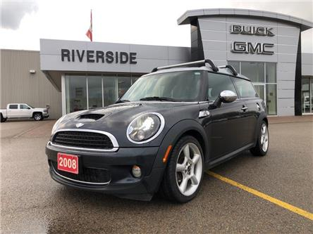 2008 MINI Cooper S Clubman Base (Stk: Z19063D) in Prescott - Image 1 of 16