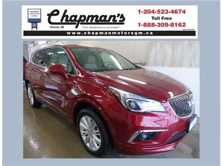 2017 Buick Envision Preferred (Stk: K-045A) in KILLARNEY - Image 1 of 41