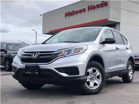 2016 Honda CR-V LX (Stk: P13354) in North York - Image 1 of 25