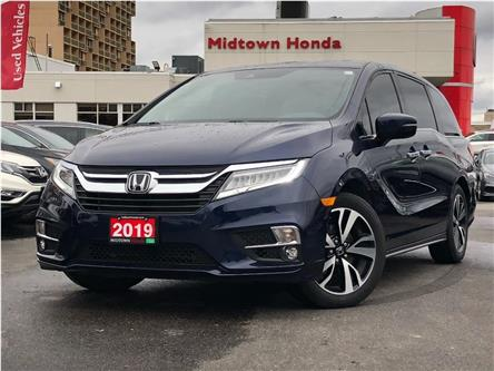2019 Honda Odyssey Touring (Stk: 2200046A) in North York - Image 1 of 30