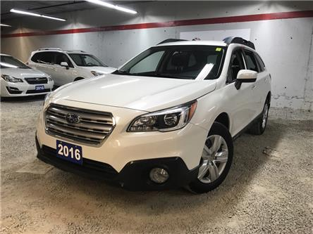 2016 Subaru Outback 2.5i (Stk: P455) in Newmarket - Image 1 of 21