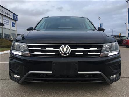 2018 Volkswagen Tiguan Trendline (Stk: 18-43272) in Brampton - Image 2 of 26
