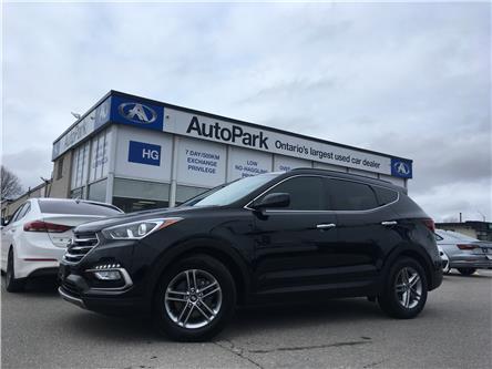 2018 Hyundai Santa Fe Sport 2.4 SE (Stk: 18-70944) in Brampton - Image 1 of 22