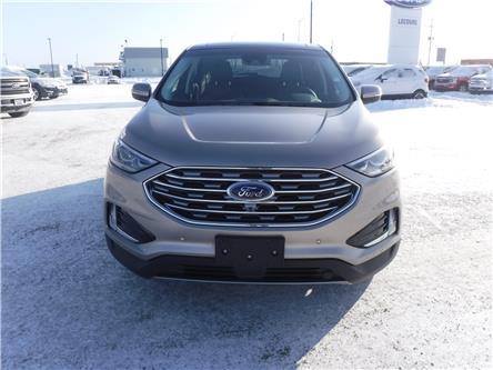 2020 Ford Edge Titanium (Stk: 20-84) in Kapuskasing - Image 2 of 11