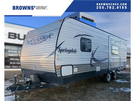 2014 Keystone Springdale 241 Arctic Package (Stk: 4352AA) in Dawson Creek - Image 1 of 8
