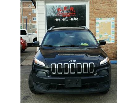 2014 Jeep Cherokee Sport (Stk: ) in Oshawa - Image 2 of 16