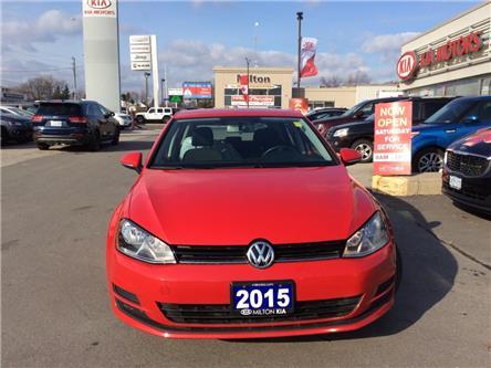 2015 Volkswagen Golf 1.8 TSI Trendline (Stk: P0147) in Milton - Image 2 of 15