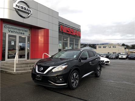 2016 Nissan Murano Platinum (Stk: N96-3662A) in Chilliwack - Image 1 of 17