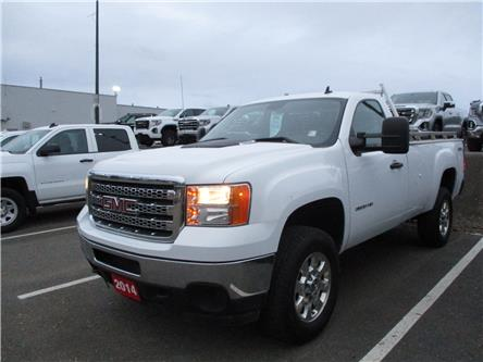 2014 GMC Sierra 3500HD SLE (Stk: TEF136426) in Terrace - Image 1 of 6