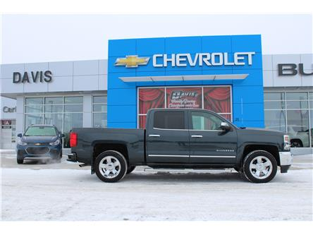 2017 Chevrolet Silverado 1500 1LZ (Stk: 179357) in Claresholm - Image 2 of 22