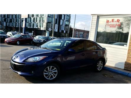2012 Mazda Mazda3 GS-SKY (Stk: ) in Oshawa - Image 1 of 19