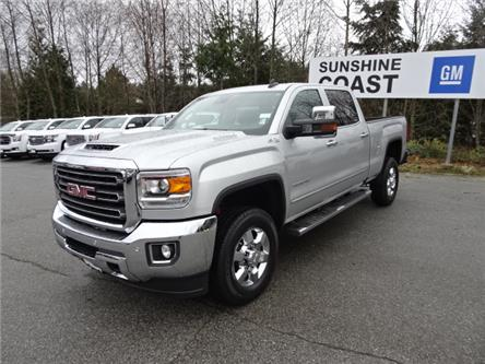 2017 GMC Sierra 3500HD SLT (Stk: GL106317A) in Sechelt - Image 1 of 20