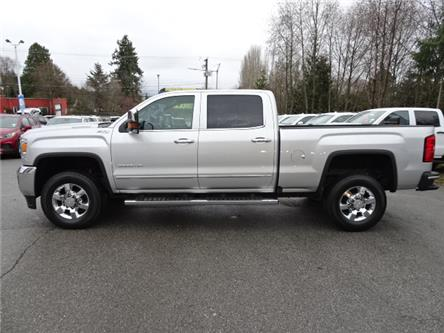 2017 GMC Sierra 3500HD SLT (Stk: GL106317A) in Sechelt - Image 2 of 20