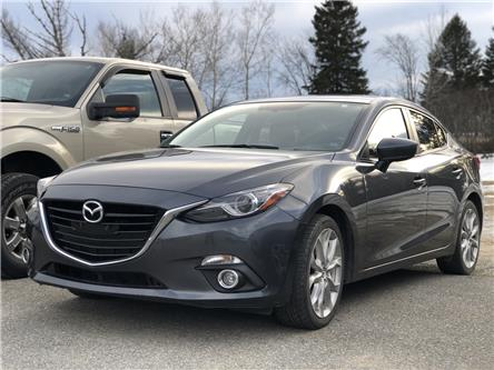 2014 Mazda Mazda3 GT-SKY (Stk: MM950) in Miramichi - Image 1 of 10