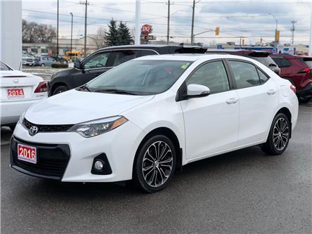 2016 Toyota Corolla S (Stk: CW041A) in Cobourg - Image 1 of 21
