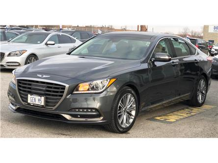 2020 Genesis G80 3.8 Technology (Stk: 194423) in Markham - Image 2 of 24