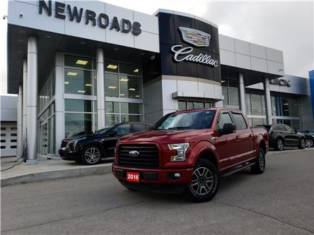 2016 Ford F-150  (Stk: Z367766AA) in Newmarket - Image 1 of 26