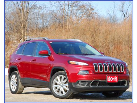 2015 Jeep Cherokee Limited (Stk: D96780A) in Kitchener - Image 1 of 19