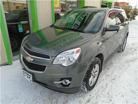 2013 Chevrolet Equinox 2LT (Stk: ) in Sudbury - Image 2 of 6