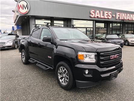 2018 GMC Canyon All Terrain w/Cloth (Stk: 18-155941) in Abbotsford - Image 1 of 16