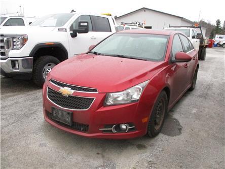 2011 Chevrolet Cruze LT Turbo (Stk: CB7286081) in Terrace - Image 1 of 5