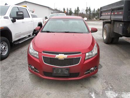 2011 Chevrolet Cruze LT Turbo (Stk: CB7286081) in Terrace - Image 2 of 5