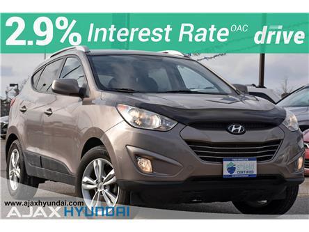 2011 Hyundai Tucson GLS (Stk: P4797A) in Ajax - Image 1 of 28
