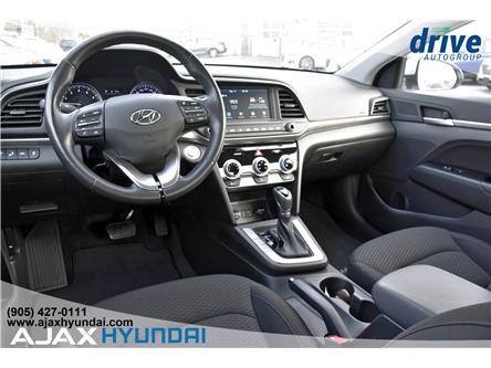 2019 Hyundai Elantra Preferred (Stk: P4883R) in Ajax - Image 2 of 33