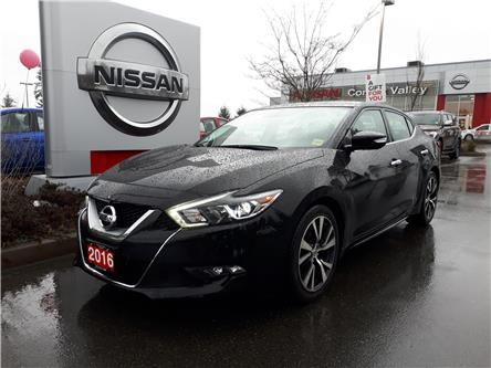 2016 Nissan Maxima Platinum (Stk: 9M9942A) in Courtenay - Image 1 of 9