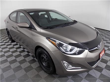 2014 Hyundai Elantra GLS (Stk: 19-548B) in Huntsville - Image 1 of 29